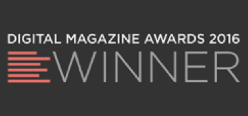 digital magazine awards winner