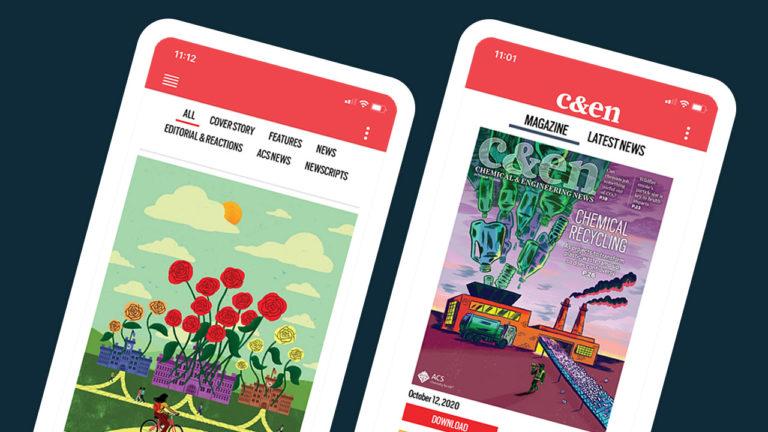 C&EN app