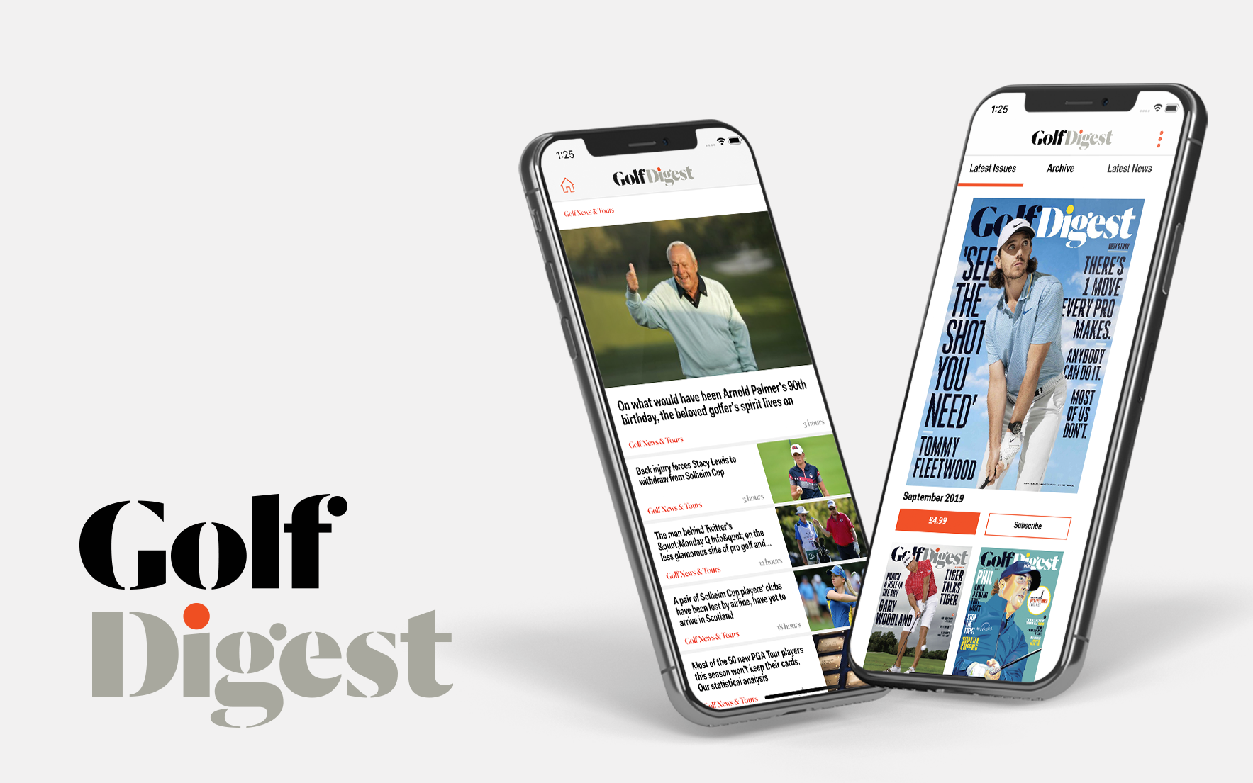 golf digest apps