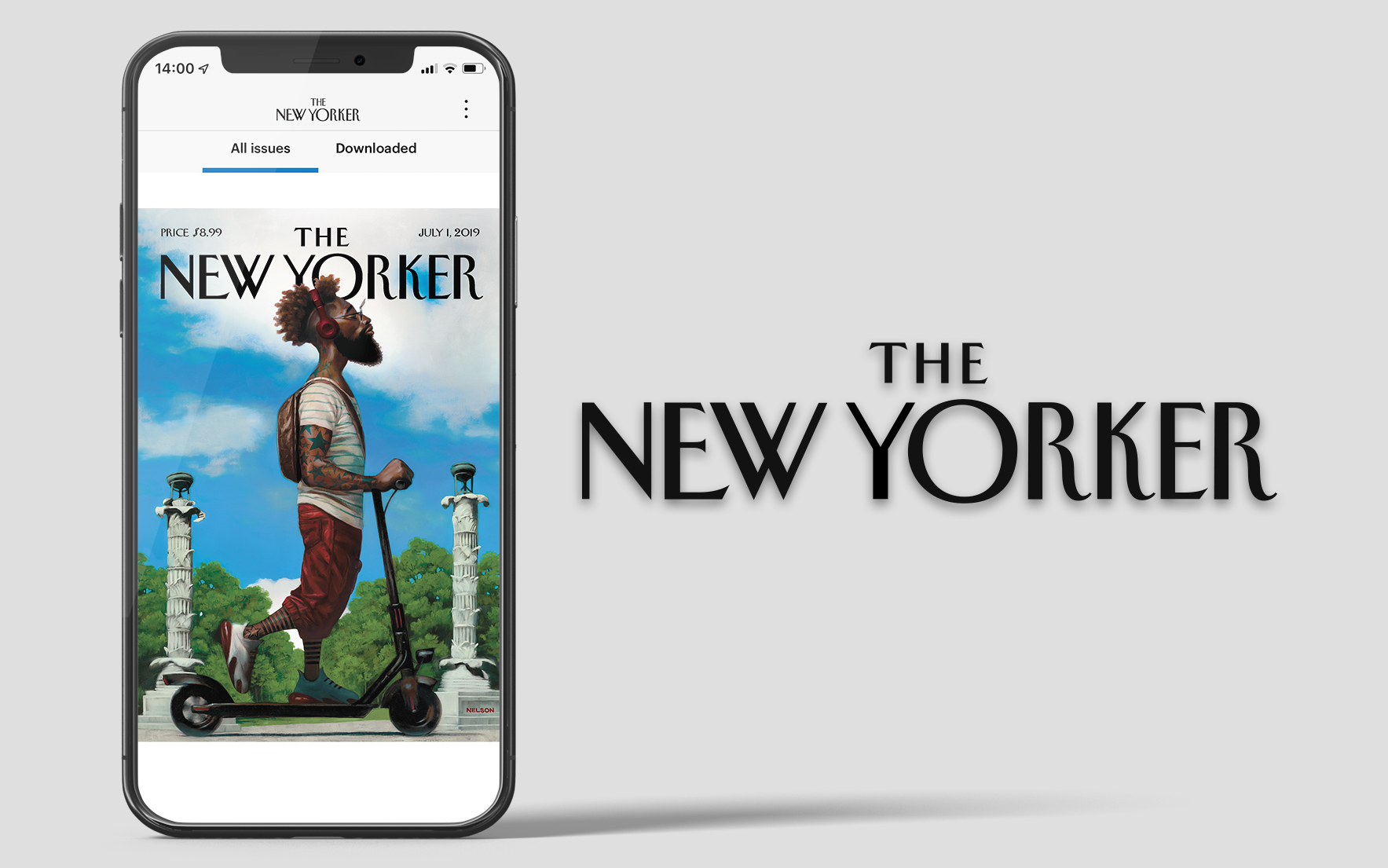 the new yorker app