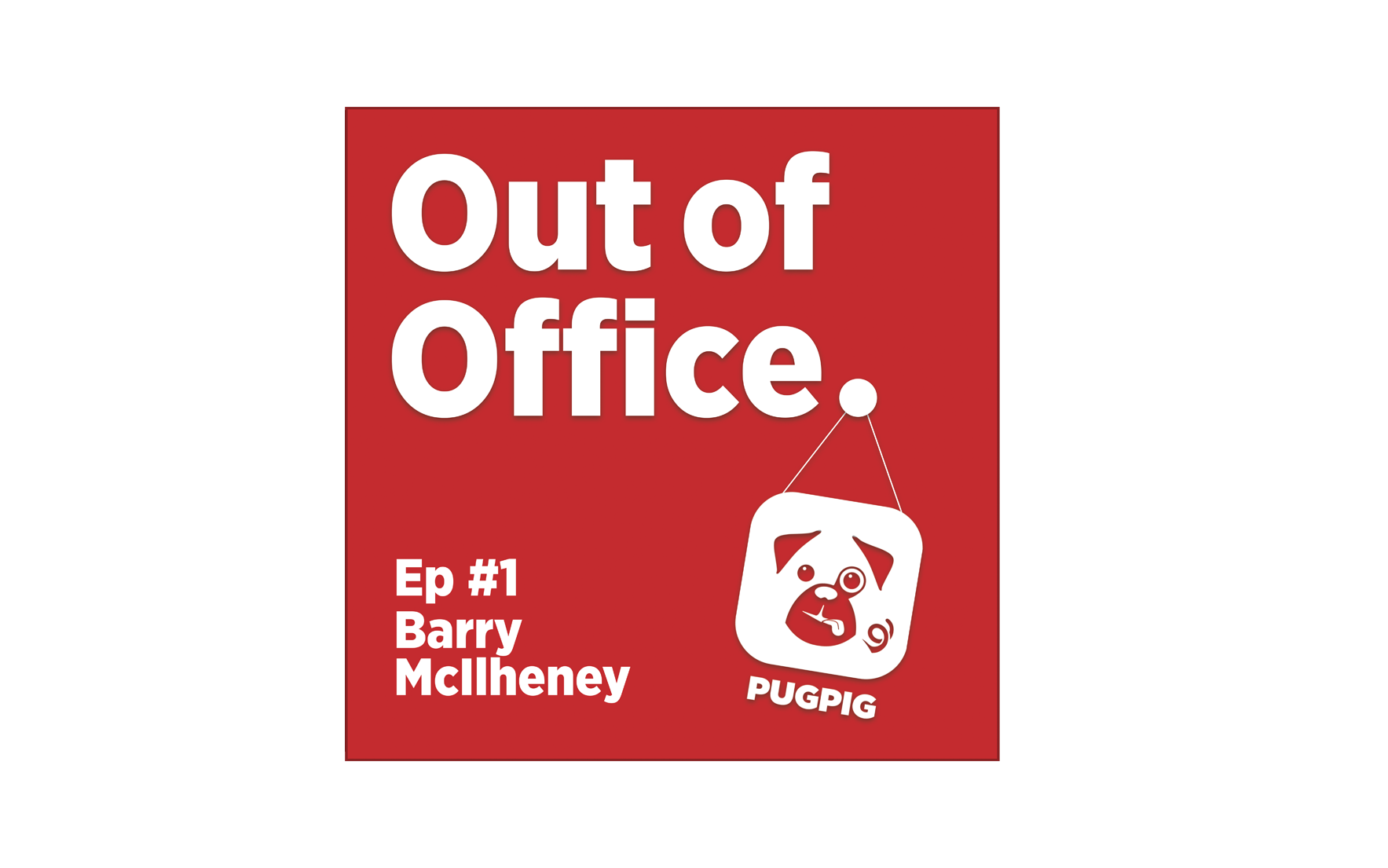 Out of Office podcast Episode 1 Barry McIlheney