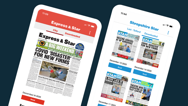 Shropshire Star and Express & Star