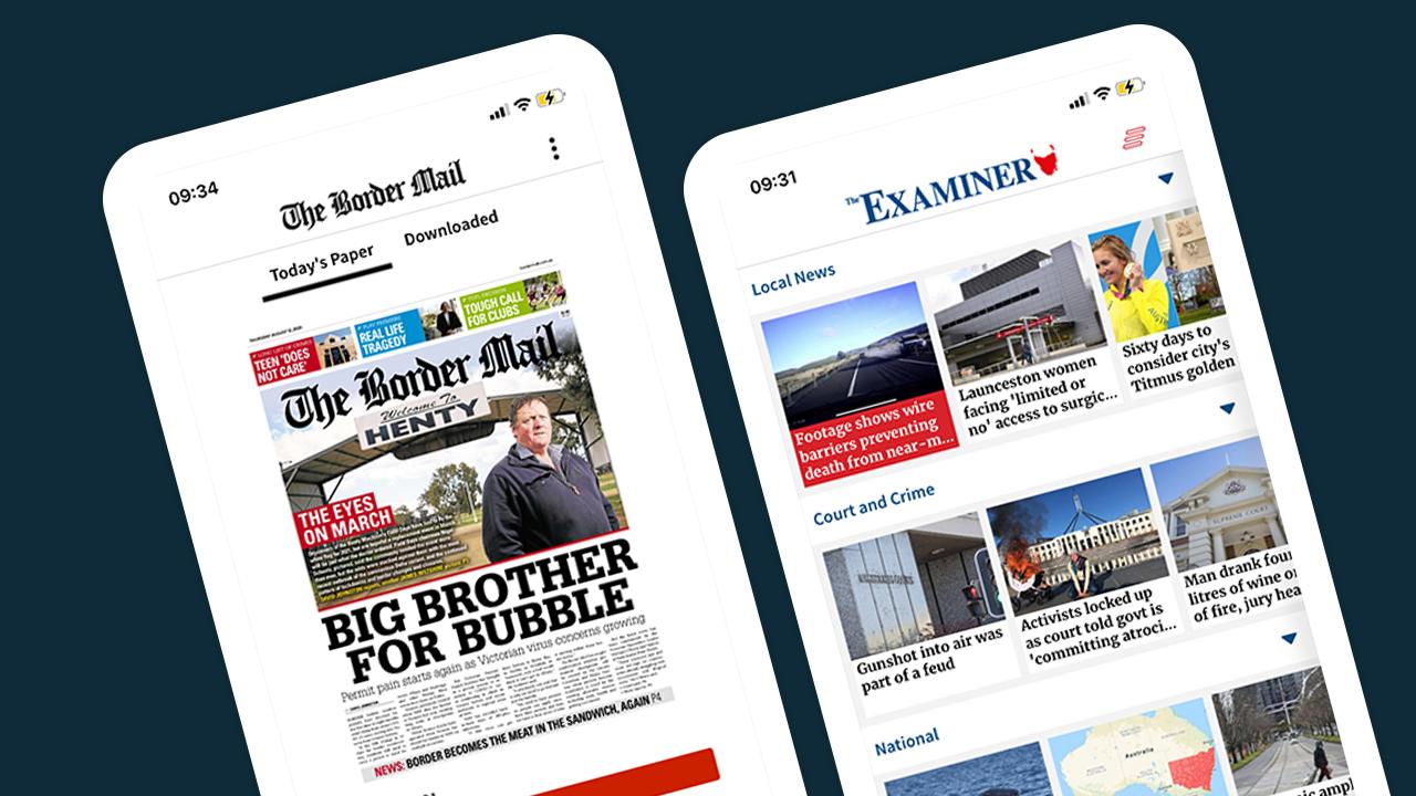 Australian Community Media Apps